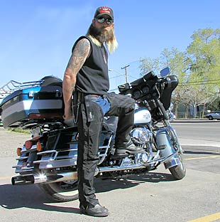 Does Harley ownership mean shaving your head (or other ...