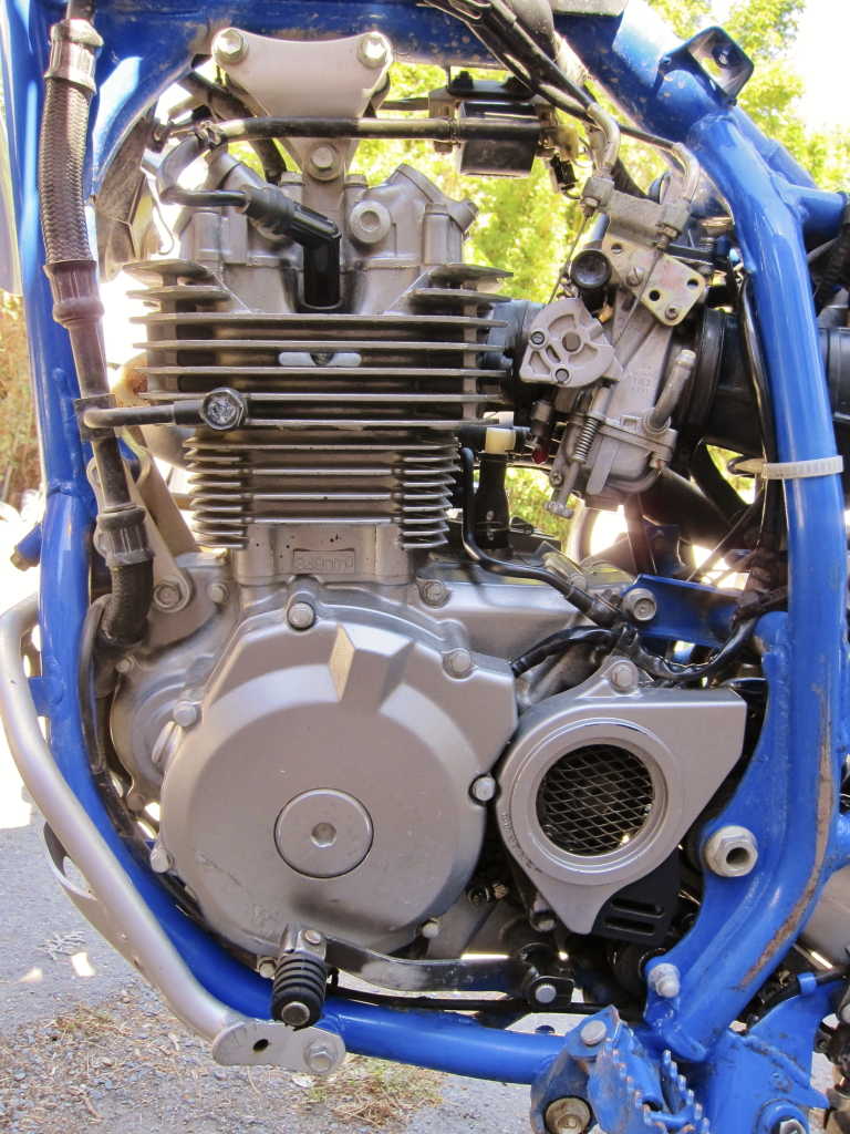 1995 Suzuki Dr250 Specs Motorcycle Image Idea Dr350se Wiring Diagram Valve Check And Adjust Dr350 Riders Recycle Blog