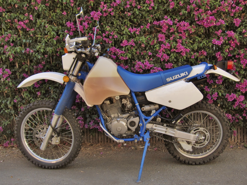 Valve Check and Adjust, Suzuki DR350 | RidersRecycle com Blog