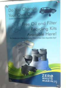 Get your free oil recycling kits here!